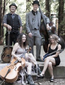 Dirty Cello promo 6