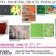 International Art Exhibition Poster Crop