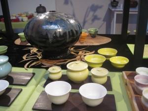 Chiu Leong pottery
