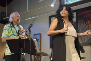 Jeannine Guillory & Jean Pierre Thoma & The Jazztones