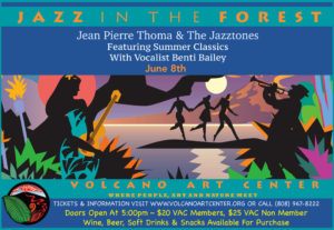 June 8 2019 Jazz Flyer