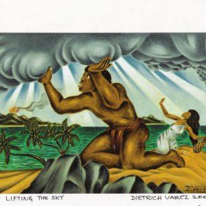 Maui Lifting the Sky C2