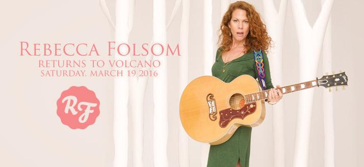 Rebecca Folsom Concert VAC