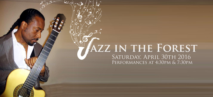 Jazz in the Forest April 2016