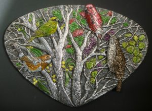 Symbiotic Affinities by Liz Miller