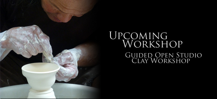 Guided Open Studio Clay Workshop at Volcano Art Center