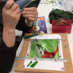 Stained Glass II: Basics & Beyond @ Volcano Art Center Niaulani Campus | Volcano | Hawaii | United States