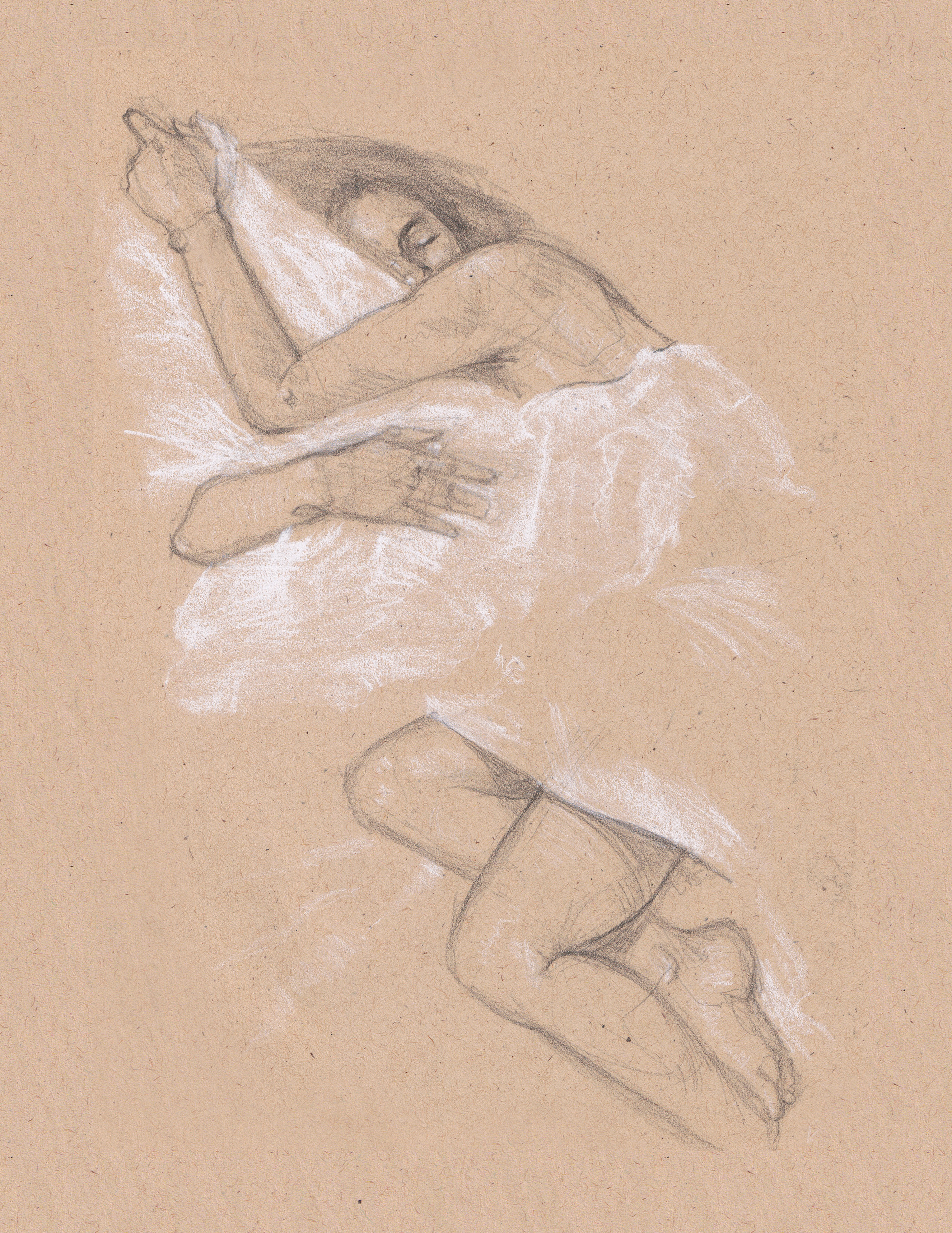 Inspired Figure Drawing Workshop With Rose Adare