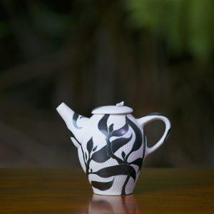 01-6029 Tea Pot, Koa (Made From Ceramic) V1