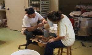 sunday clay erik and student