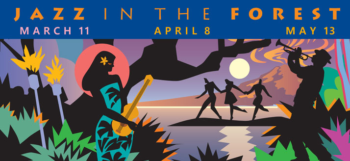Jazz in the Forest March 2017