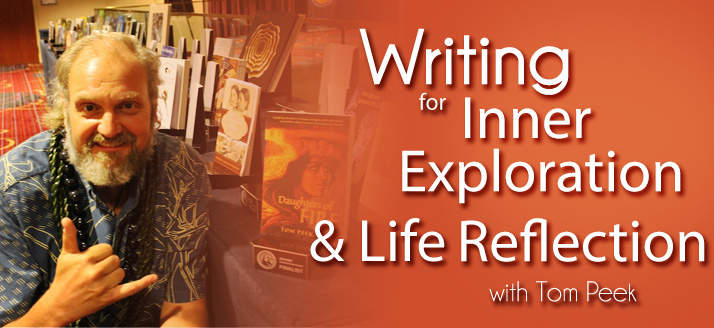 Writing for Inner Exploration and Life Reflection