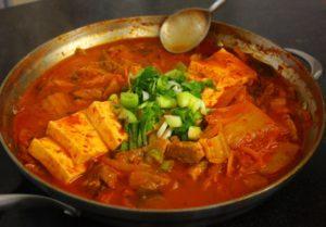 koreancooking - kimchi stew