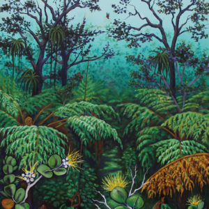 Lehua Mamo by Bonnie Sol Hahn
