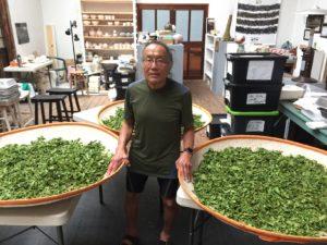 Chiu tea pottery