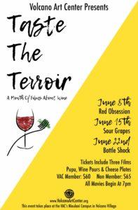 Taste The Terroir Poster