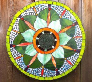 mandala mosaic 2