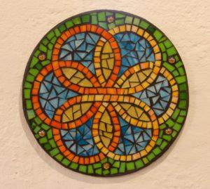 mandala mosaic 3