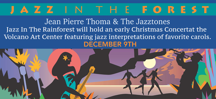 Jazz in the Forest | December 2017