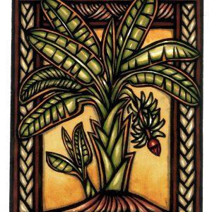 Loebel-Fried_Maia Banana Plant