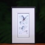 John Dawson Special Framed Print Io Version 2