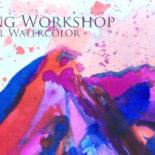 Workshop: Experimental Watercolor with Patti Pease Johnson
