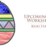 Workshop: Keiki Stained Glass – Easter Egg – CANCELED