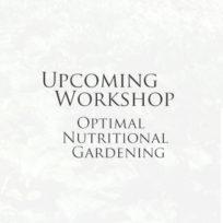 Workshop-Optimal-Nutritional-Gardening