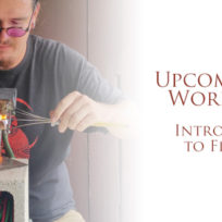 Workshop-Introduction-to-Flameworking