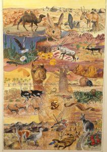 earth day poster 2006 dawson