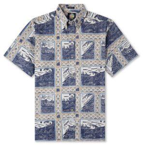 Molokai to Oahu blue