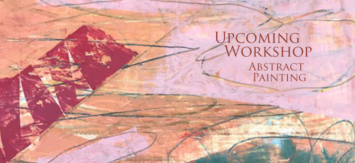 Workshop: Abstract Painting – CANCELED