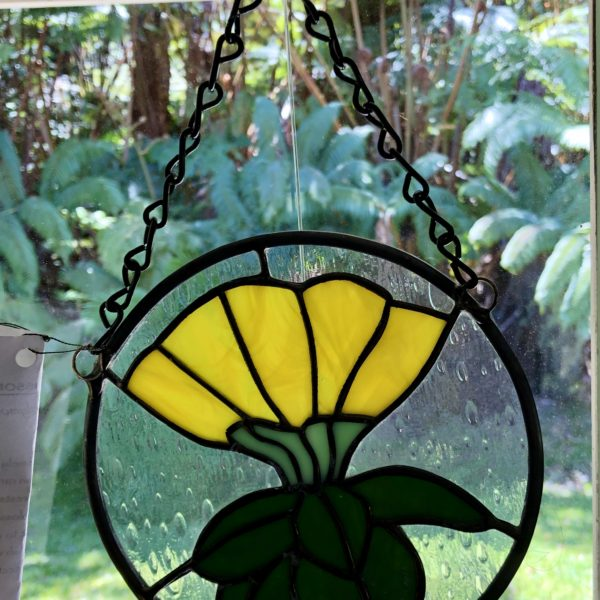 Ohia Stained Glass