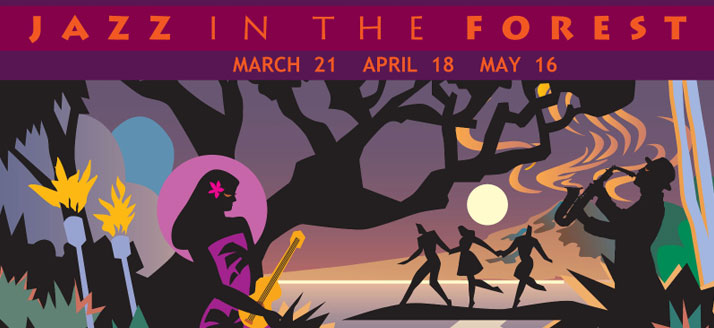 Jazz in the Forest Series April 18
