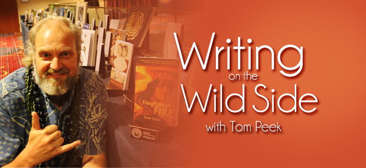 Workshop: Writing on the Wild Side with Tom Peek