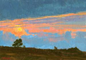 Sunset by Robert Weiss