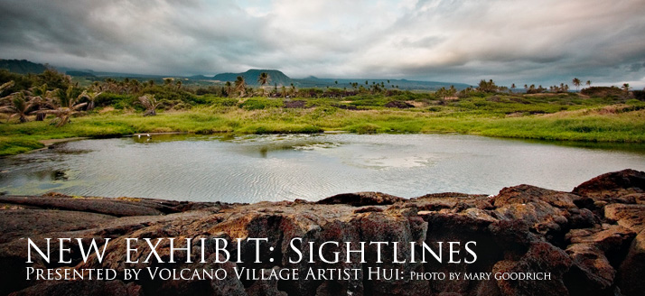 NEW EXHIBIT: Sightlines