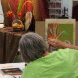 Workshop: Soft Pastel Still Life