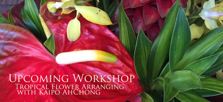 Workshop-Tropical-Flower-Arranging
