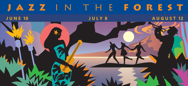 June 2017 Jazz in the Forest