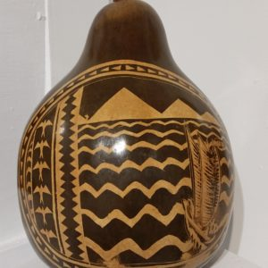 Gourd and Fiber Arts