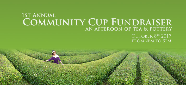 1st Annual Community Cup Fundraiser