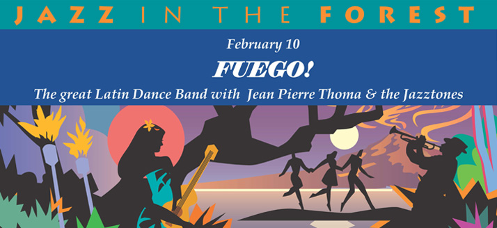 Jazz in the Forest | February 2018