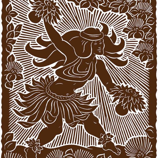 L82 Hula Dancer