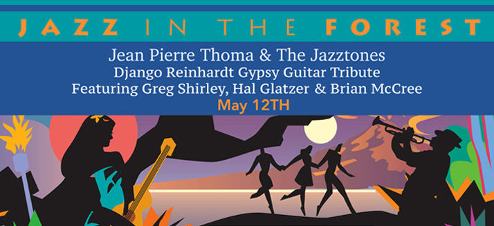 Jazz in the Forest | May 2018