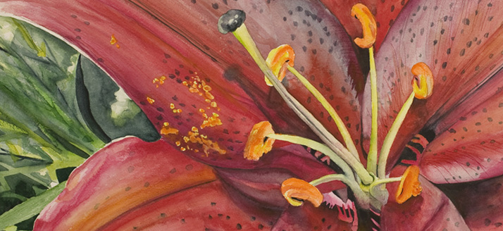 Workshop: Wonderful World of Wine & Watercolor