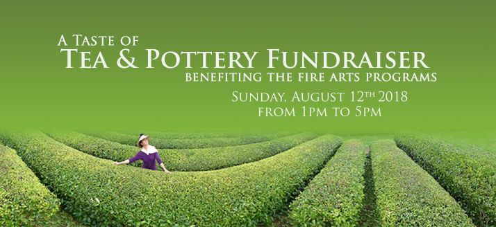A Taste of Tea & Pottery at Volcano Art Center