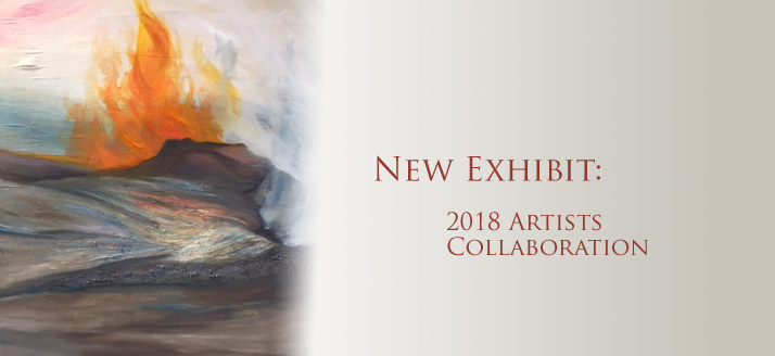 New Exhibit: 2018 Artists Collaboration