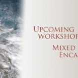 Workshop: Mixed Media Encaustic at Volcano Art Center