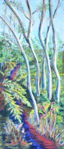 442 ohia forest path show